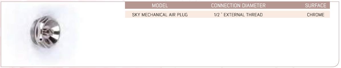 Sky Mechanical Air Plug