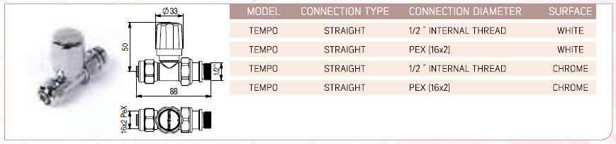 Tempo - Straight